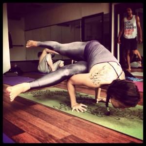 workshop Mathieu Boldron Om Yoga