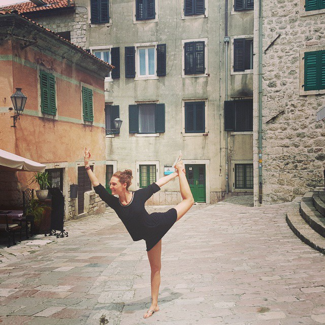 Happy yoga day worldwide yogaday kotor montenegro beautiful country beautifulhellip