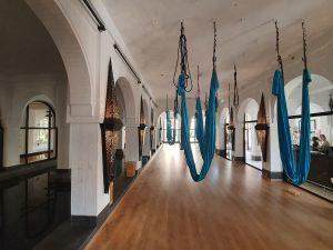 aerial yoga studio