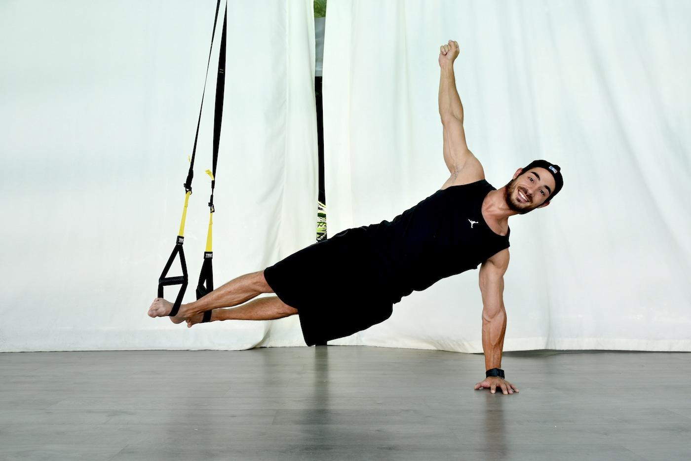 check out 123bb 62048 TRX Suspension Trainer   Om Yoga Marrakech   Casablanca