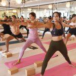 om yoga casablanca warrior