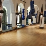 Om yoga Marrakech studio-aerial-yoga class