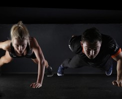 High-Intensity Interval Training known as HIIT