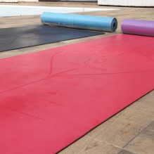 Om Yoga Mat