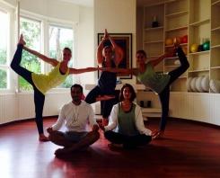 Team Om Yoga !