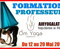 FORMATION DE PROFESSEUR DE YOGA & PILATES « Airyogalates »