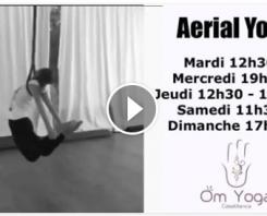 Aerial Yoga à Casablanca