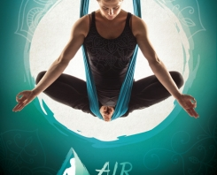 8 Days AIR Yogalates Teacher Training