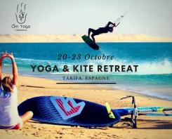 Retraite Yoga et Kite
