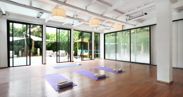 Votre studio de yoga à Casablanca