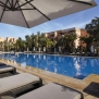 Luxury yoga retreat-Marrakech-Swimming-pool-Movenpick